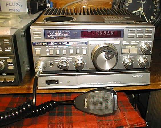 YAESU FT-757GX - radiobiz.ru