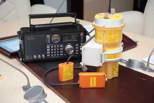 Радиобуй для экспедиции