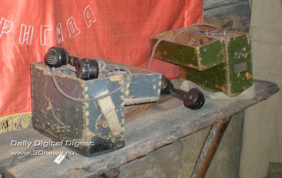Телефонный аппарат УНА-Ф-31