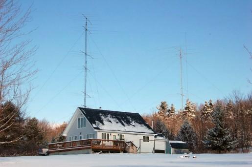Пространные радиолюбители