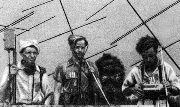 Спортсмены на 144 МГц, 60-е гг.