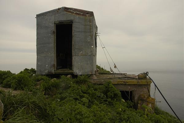 На вершине острова Ионы