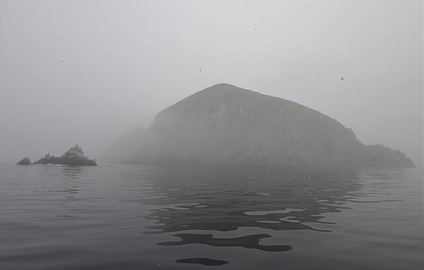 Таинственный остров Святого Ионы