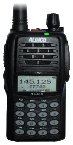 Alinco DJ-A10