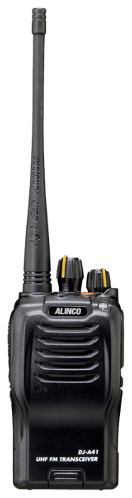 Alinco DJ-A41