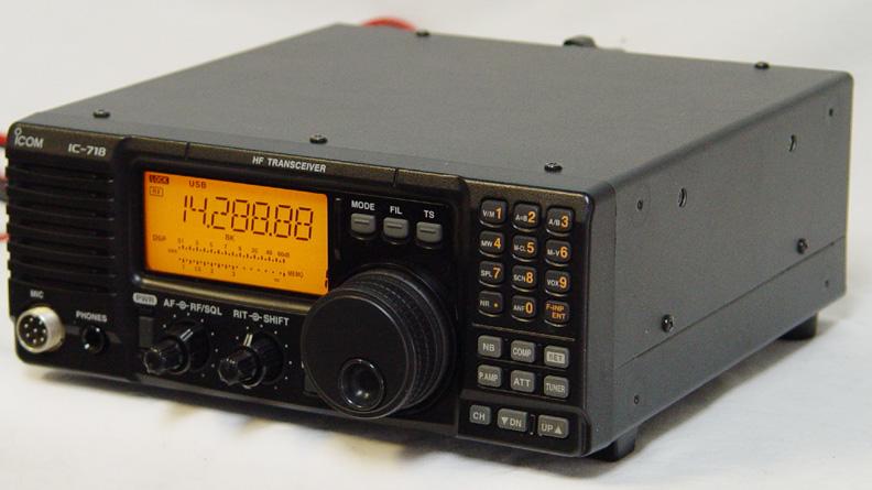 ICOM IC-718-UT