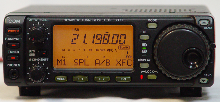 ICOM IC-703