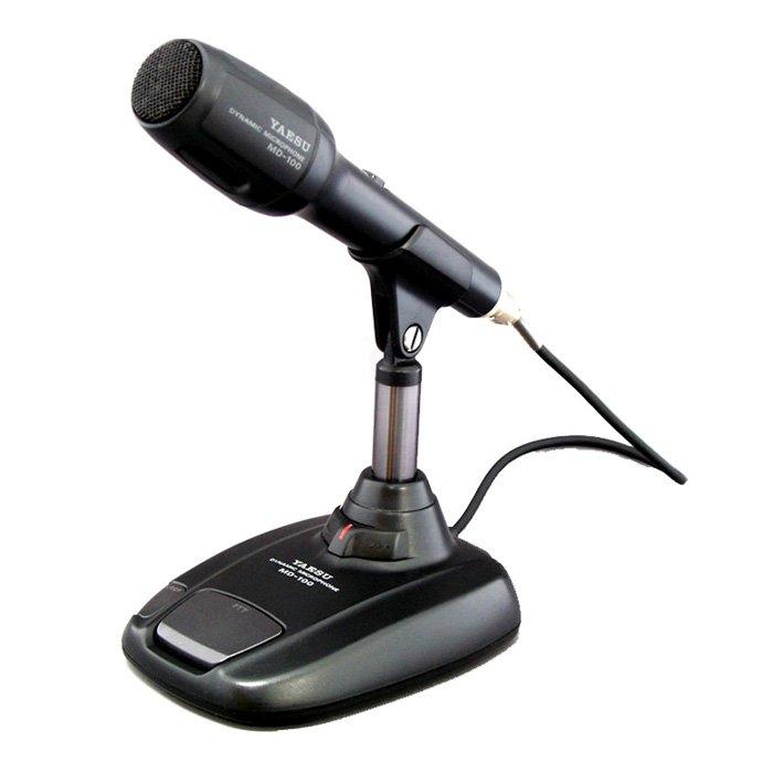 Настольный микрофон YAESU MD-100