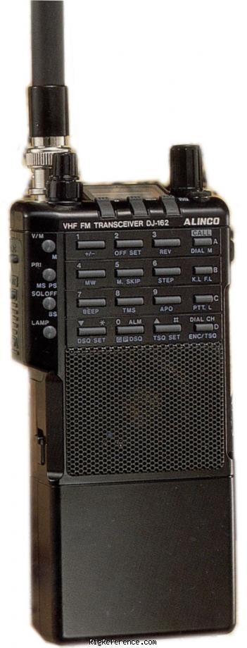 Alinco DJ-162