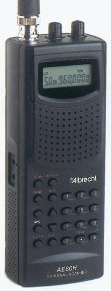 Albrecht  AE-80H