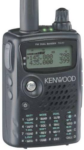 KENWOOD TH-F7