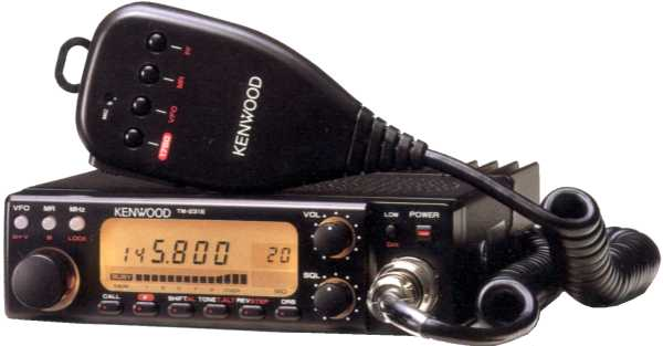 KENWOOD  TM-231