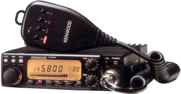 KENWOOD  TM-231