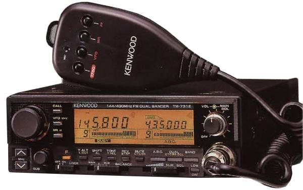 KENWOOD TM-731