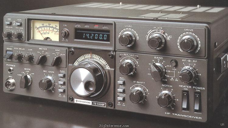 KENWOOD  TS-530SP