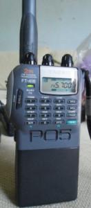 Yaesu FT-416