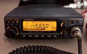 Yaesu FT-2200