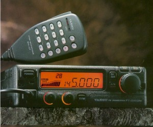 Yaesu FT-2500