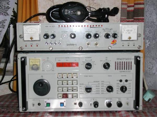 Радиостанция Бурун
