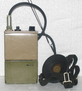 Радиостанция Р-162П