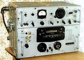 Радиостанция   Р-250М