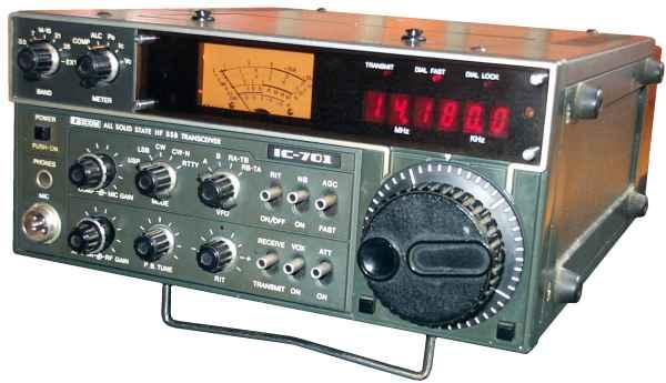 ICOM IC-701