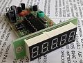 Цифровая шкала - частотомер 0,1-50 МГц пятиразр.
