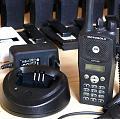 Моторола CP180 VHF портативная радиостанция