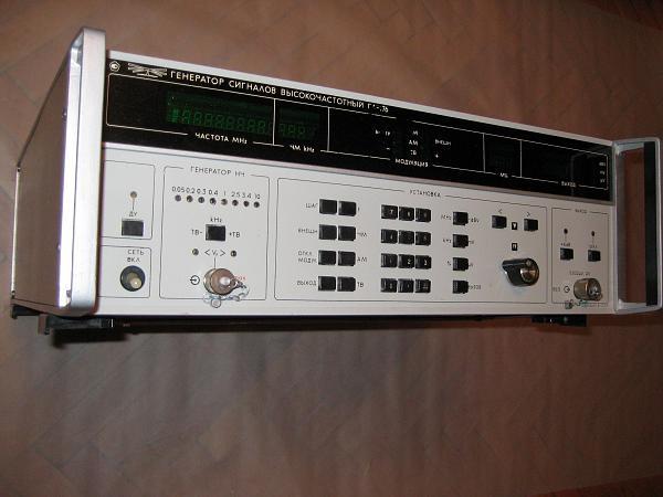 Продам генератор Г4-164 новый,