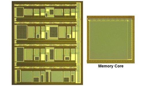 Структура ячеек памяти