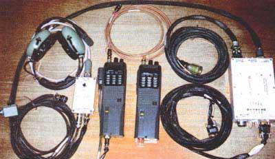 Комплект радиостанций для любительской связи на МКС