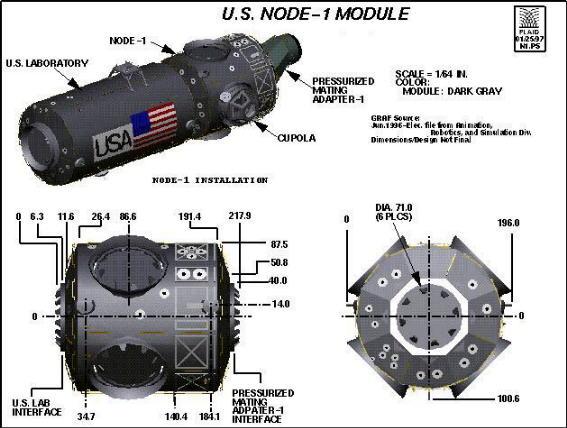 Получите информацию о другом модуле МКС.  Навигатор.