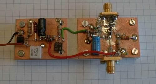 ATF-54143 - транзистор разработанный для использования в малошумящих усилителях от VHF до 6 GHZ.