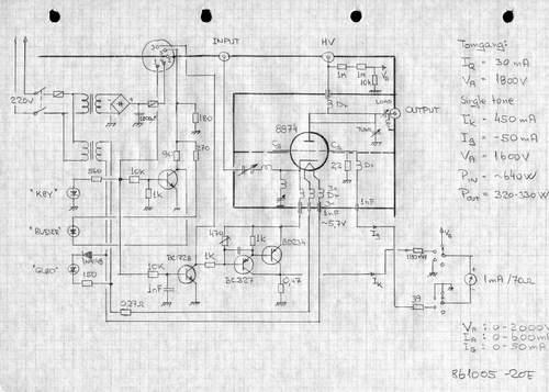 все схемы ламповых гибридных усилителей - Лучшие схемы и описания для всех.