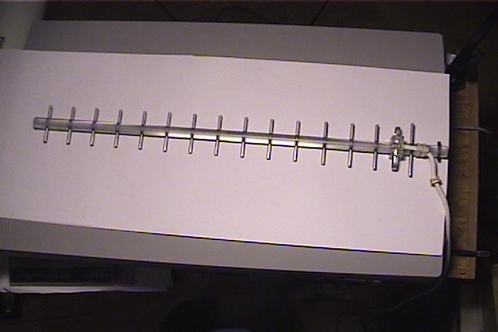 Антенна индикатора поля на 2