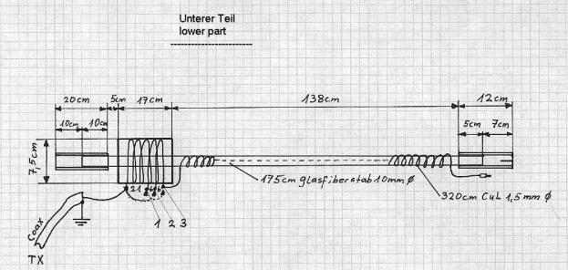 Расчет катушки для EH антенны