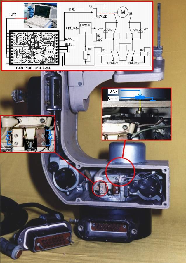 Управление камеры своими руками 981