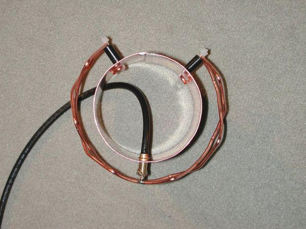 Антенну с круговой диаграммой