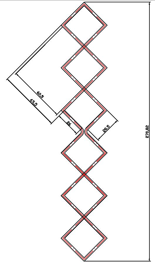 Антенны для WLAN. Bi-Quad, продолжение.