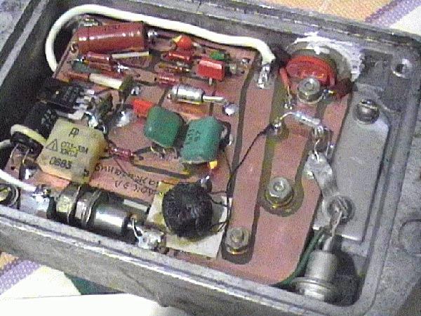 Блок электронного зажигания.