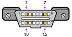 Диагностический сканер ELM327 V1.5 с чипом PIC18F25K80, миниатюрный диагностический сканер OBD2, Elm 327, с поддержкой Bluetooth/Wi-Fi V2.1, адаптер OBDII, инструменты | Автомобили и мотоциклы | АлиЭкспресс