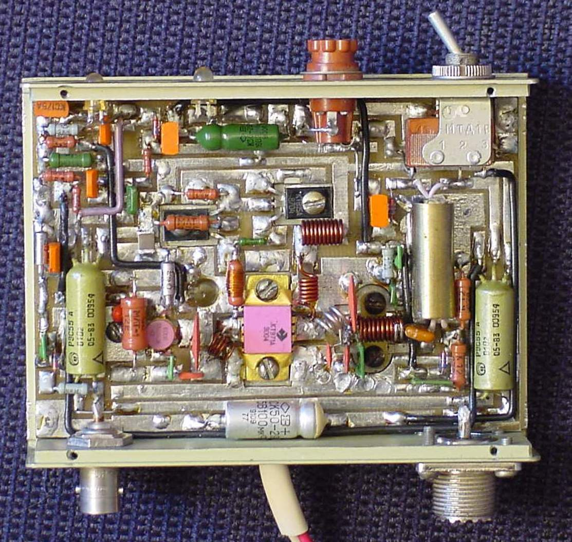 Радиостанция 27 мгц своими руками фото 726