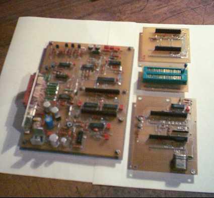 ...так как я на Microchip PIC не программирую, а для прошивки этих контроллеров у меня есть другой программатор...