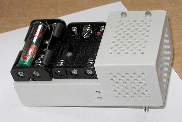 Устройство для быстрой зарядки Ni-Cd и Ni-MH аккумуляторов. .