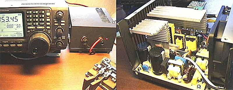 Современные транковые системы, профессиональные радиостанции и импортные радиолюбительские трансиверы с выходной...