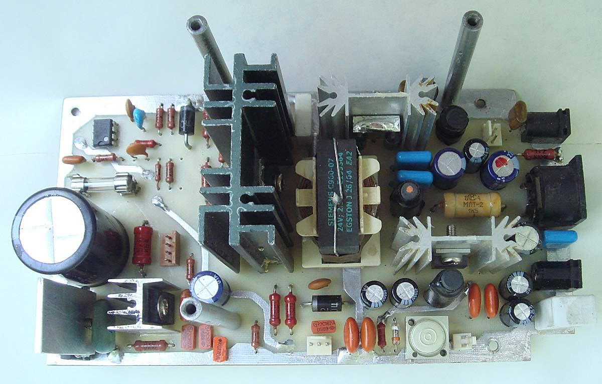 схема на основе uc3842