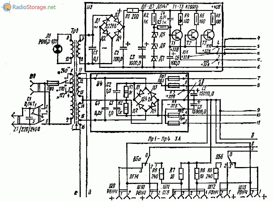 Схема усилителя бриг 001 стерео фото 908