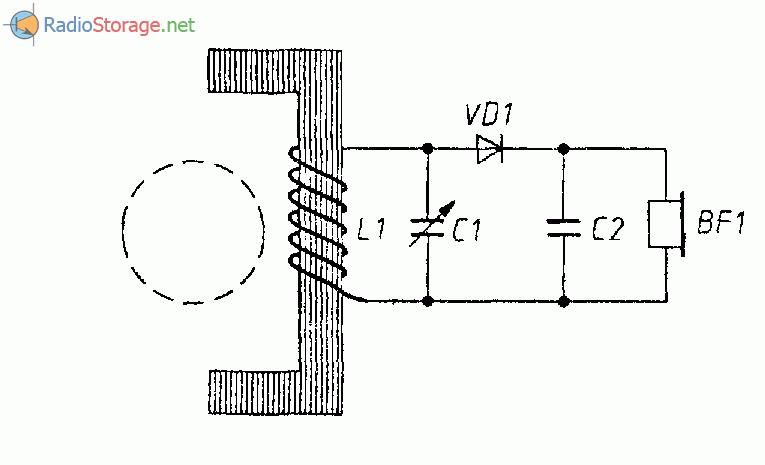 Антенна для детекторного приемника своими руками