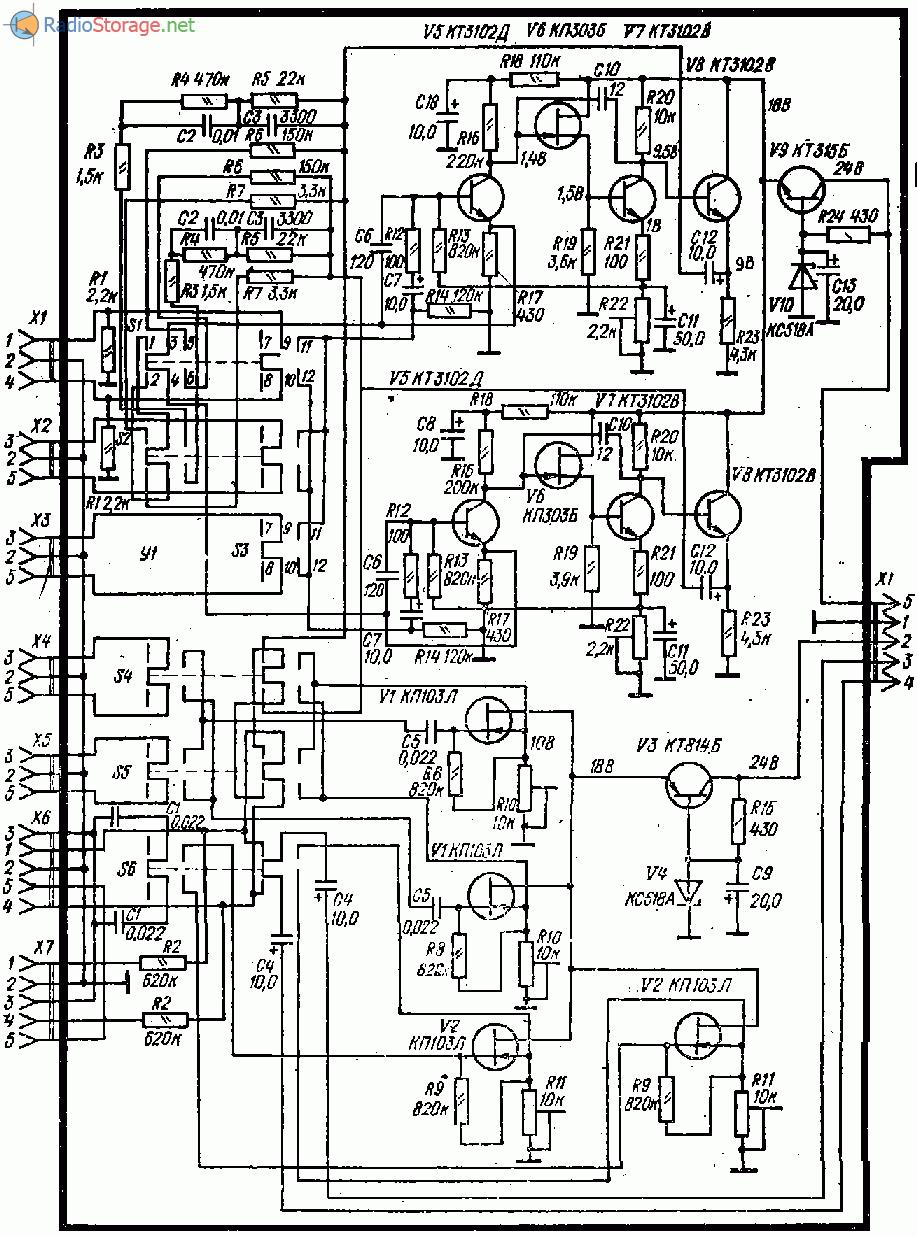 На MOSFET до 1000 ватт  mikrocxemaru