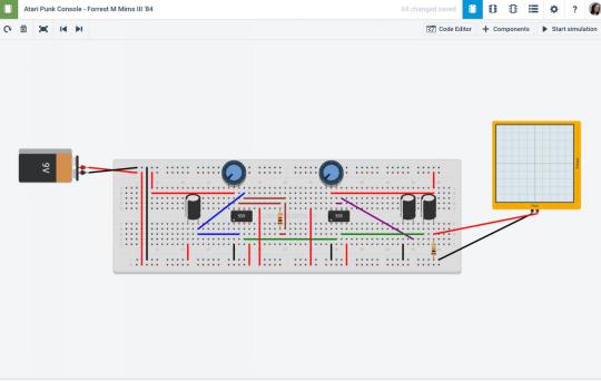 Черчение электрических схем онлайн